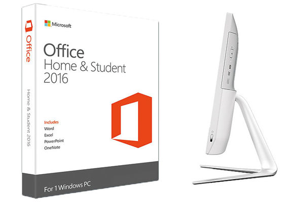 Porcellana Sig.ra genuina Office Home ed i sistemi 64bit dello studente 2016 online attivano per il PC fabbrica