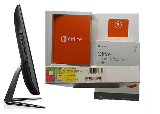 Porcellana Casa di Microsoft Office & affare genuini 2016 per la multi lingua del mackintosh fabbrica
