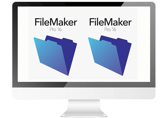 Software di Filemaker di multi lingua di dati di SQL pro per Windows/MACKINTOSH